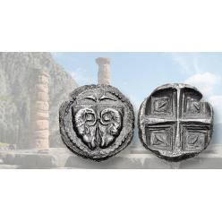Древняя серебряная монета, найденная в Секторе Газа, попала на торги
