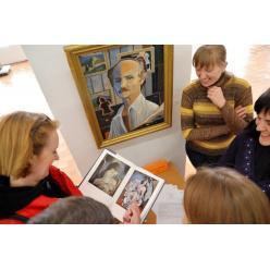 В Хмельницком открылась выставка живописца Михаила Лищинера