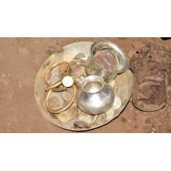 В Индии обнаружены древние сокровища
