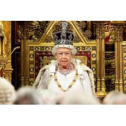 К юбилею царствования королевы Елизаветы выпустят коллекцию дизайнерских монет