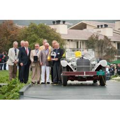 На Sotheby's выставили эксклюзивный Mercedes-Benz