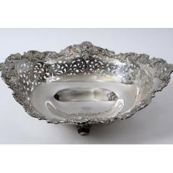 В Британии серебряная ваза от Tiffany выставляется на торги