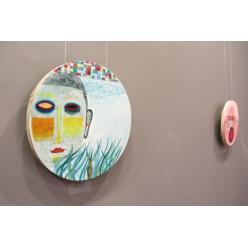 Во Львове открыта выставка работ Ярины Мовчан