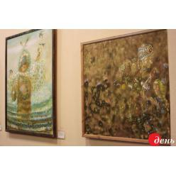 В Николаеве представлена экспозиция известного художника Андрея Антонюка