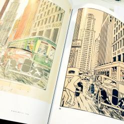 В Париже оригинал страницы комикса о Тинтине ушел с молотка за 753 тысяч евро