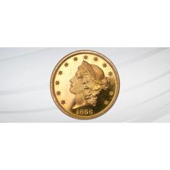 В США золотая монета, давно подаренная церкви, выручила на торгах 300 тысяч долларов