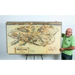 Оригинал эскиза концепта Диснейленда выставлен за 1 миллион долларов США