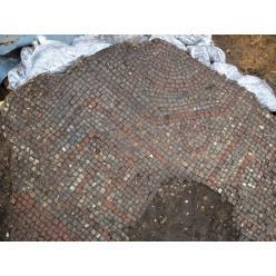 В Великобритании обнаружена мозаика римской эпохи