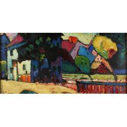 Картина Кандинского впервые представлена на Sotheby's