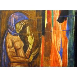 В Запорожье открылась выставка живописцев учеников Бойчука