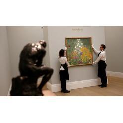 Мировые картины на вечерних торгах Sotheby's проданы за рекордные суммы
