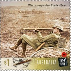 В Австралии в честь военкора Первой мировой выпустят марку