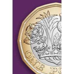 Королевский монетный двор Великобритании выпустит самую защищенную монету