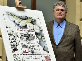 Чехия выпустит памятную марку к 75-летию операции «Антропоид»