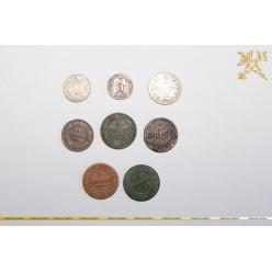 Белорусские таможенники обнаружили монеты из драгметаллов