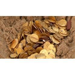 Дно Китайской реки хранило 10 тысяч монет династии Мин