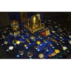 В Музее истории Украины во Второй мировой войне открыта выставка часов