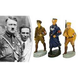Коллекция игрушек с Гитлером и Геббельсом попала на аукцион