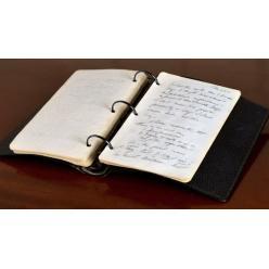 На бостонский аукцион попадет единственный дневник Кеннеди