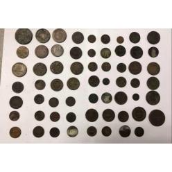 Пограничники задержали украинца, пытавшегося вывезти исторические монеты