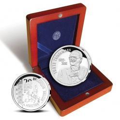 В Бельгии выпустили монету в честь известного музыканта