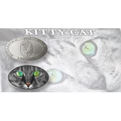 Государство Ниуэ запустило в оборот монету, посвященную котам
