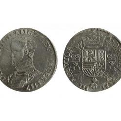 Десятки монет XVI века откопали в поле на севере Голландии