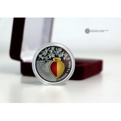 В Грузии выпустят монету, приуроченную к винодельческой выставке