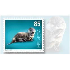 В Швейцарии в новой серии почтовых марок сделали ошибку
