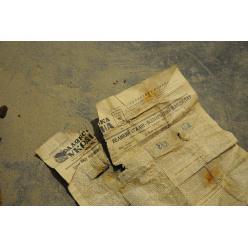 На Тернопольщине нашли тайник с документами ОУН