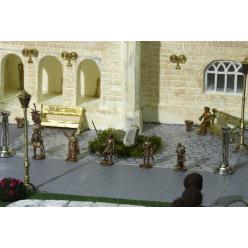 В Тбилиси открылась первая на Закавказье галерея военно-исторической миниатюры