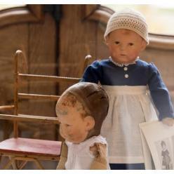 Куклы Кэте Крузе пользуются популярностью среди коллекционеров