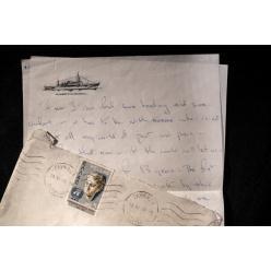 В Уэльсе нашли письмо Жаклин Кеннеди