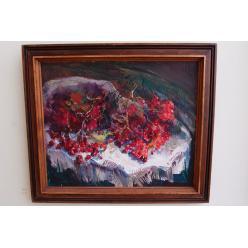 В Ужгороде открылась экспозиция живописца Петра Свалявчика