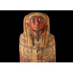 В Нью-Йорке открылась крупнейшая выставка мумий