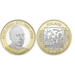 """Монетный двор Финляндии выпустит монету к серии """"Президенты Финляндии"""""""