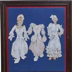 Бумажные куклы Зельды Фитцджеральд выставлены на аукцион