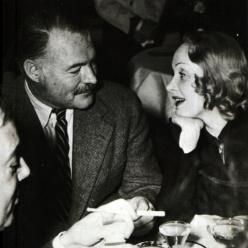 Любовное письмо Хэмингуэя к Марлен Дитрих выставлено на торги в Нью-Йорке