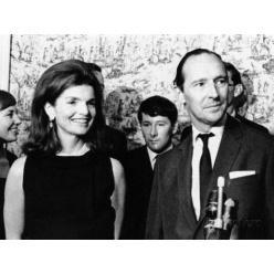 Любовная переписка Жаклин Кеннеди и британского посла продана аукционе за 123 тысячи долларов США