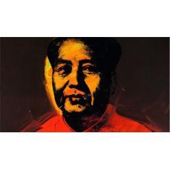Портрет Мао Цзедуна кисти Энди Уорхола ушел с молотка ниже оценочной стоимости
