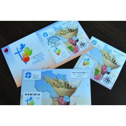 В Намибии выпустят почтовую марку, приуроченную к 500-летию Реформации