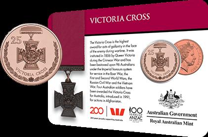 В Австралии выпустят коллекцию монет, посвященную героям войны