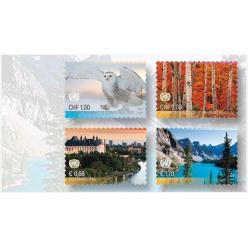 ООН выпустила марки к Международному дню защиты окружающей среды