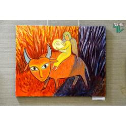 В Николаеве стартовала экспозиция художницы Татьяны Полищук