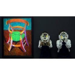 Две керамических тарелки работы Пикассо ушли с молотка более чем за 250 000 евро
