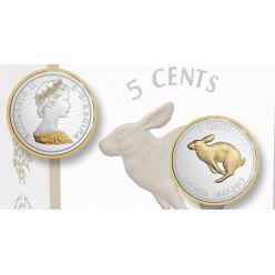 В Канаде приурочили выпуск серебряной монеты 150-летию Конфедерации Канады
