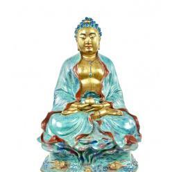 Китайский фарфоровый Будда станет в Англии лотом на аукционе