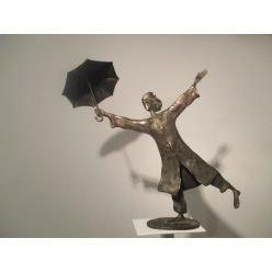 В Харькове скульптор Валерий Пирогов представил новую экспозицию