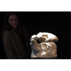 На парижском аукционе потерянная на полтора века скульптура Родена выручит миллион долларов США