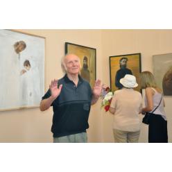 В Херсоне состоялась выставка работ Егора Толкунова